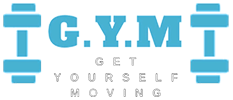 G.Y.M. – Get Yourself Moving Logo